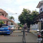 Lokasi Gang Penangkapan Terduga Teroris (Irfan Maulana/SuaraBantenNews)