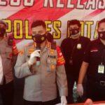 Seorang jambret yang kerap beraksi di wilayah Tangerang berhasil diringkus aparat kepolisian Polresta Tangerang, Senin, 1 Maret 2021.